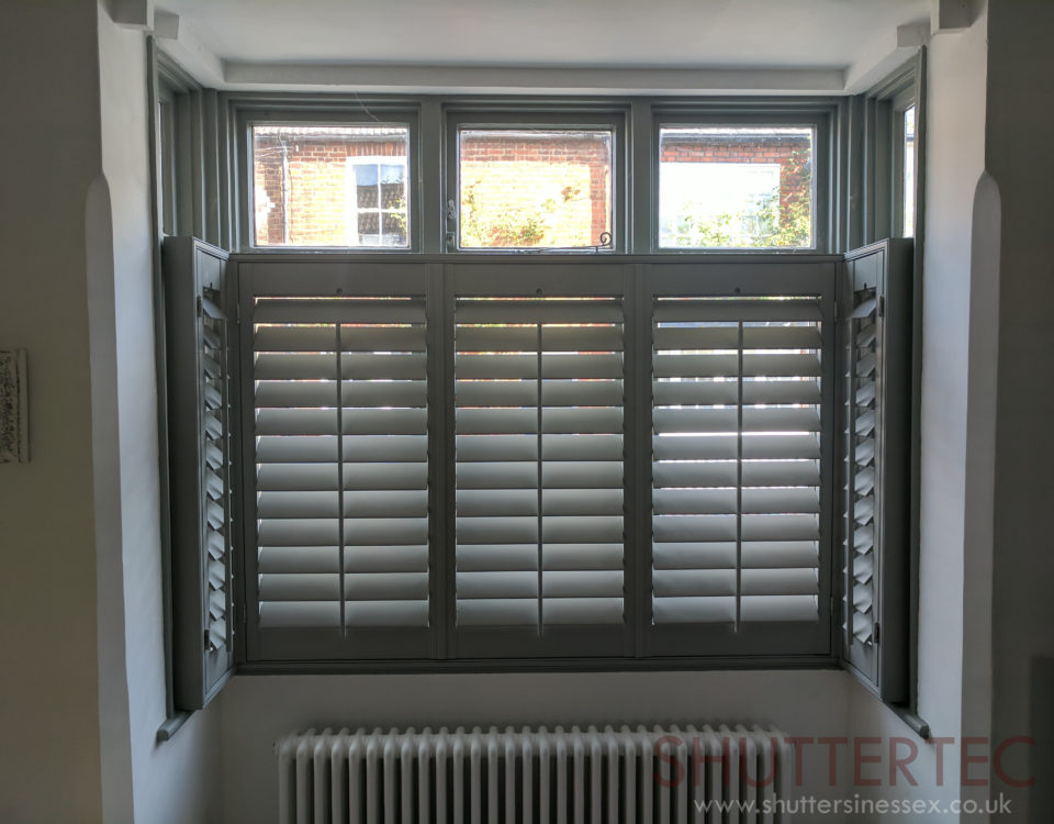 Custom Colour Shutter