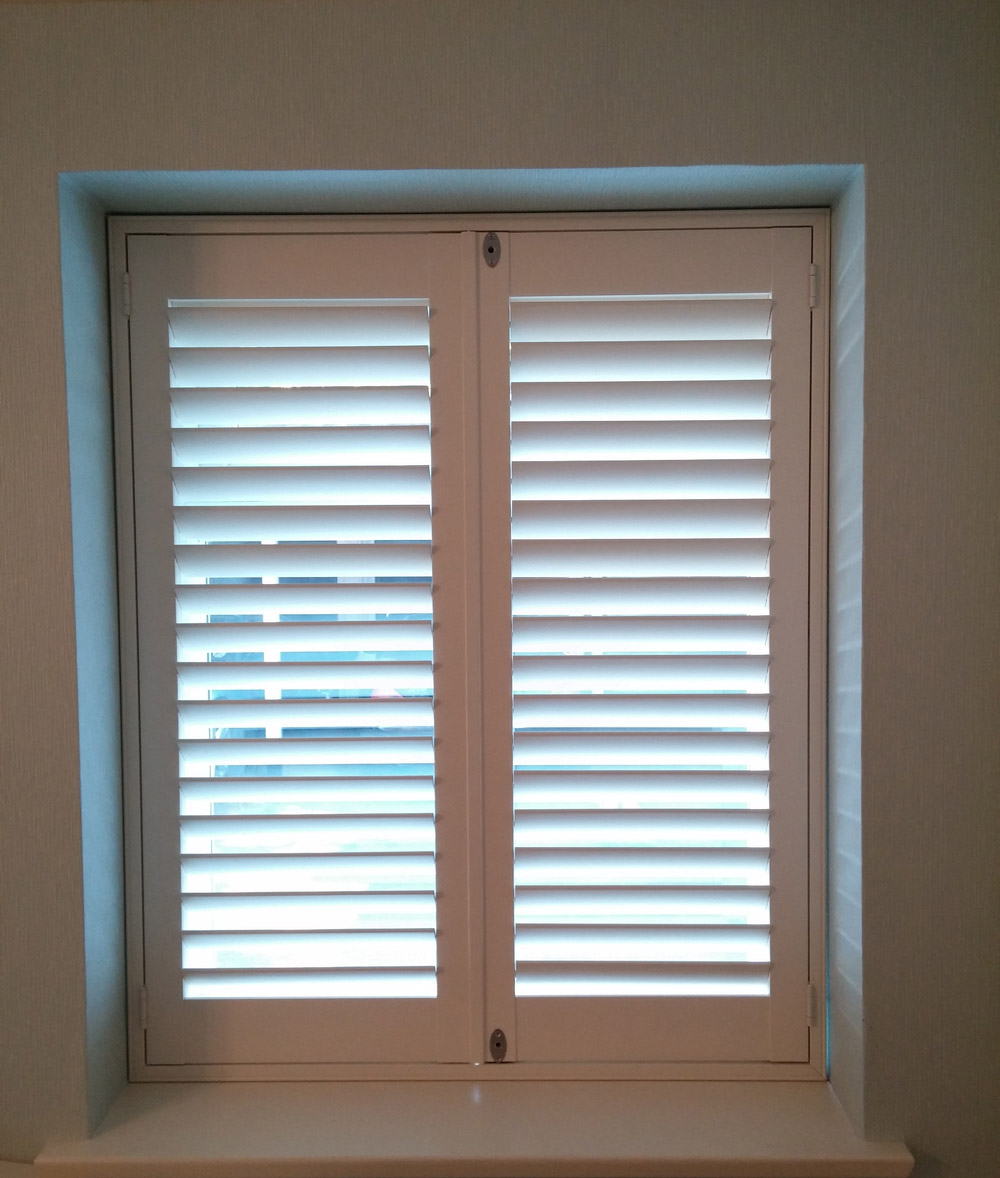 shutters with locks