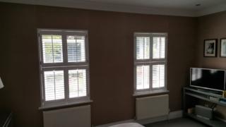split shutters