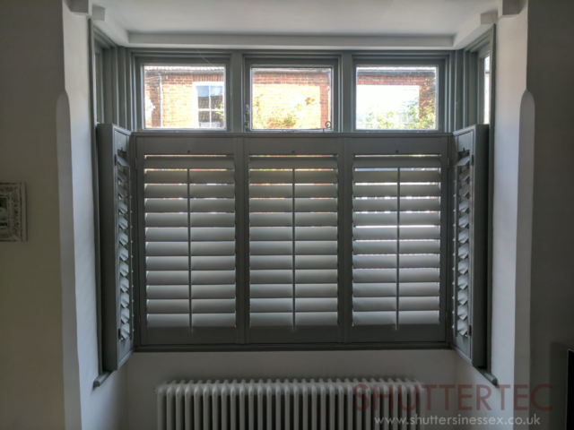 Grey Colour Shutter