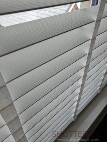 fake wood blinds essex