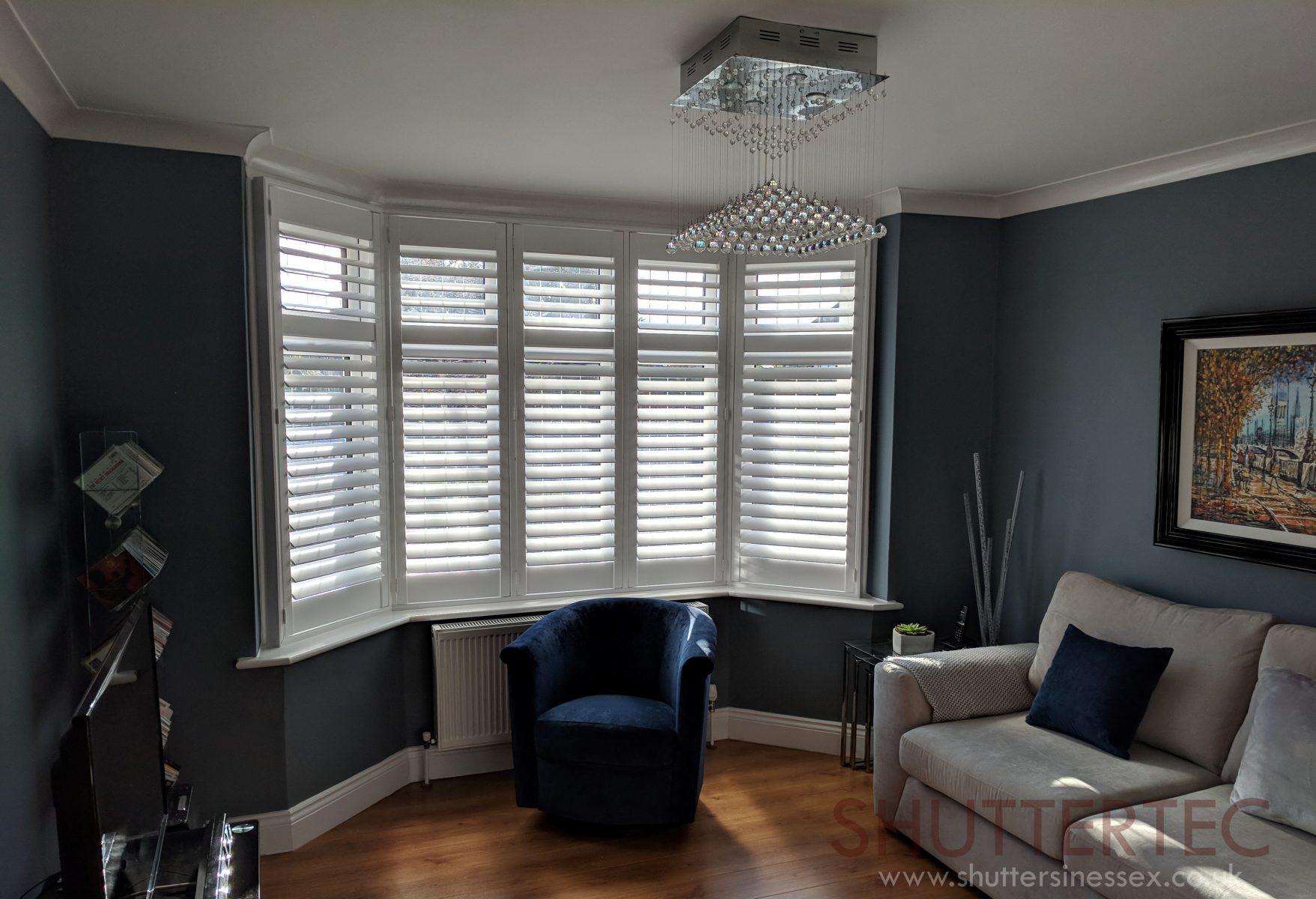 bay window shutter