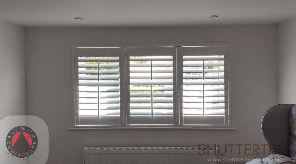 shutters with split