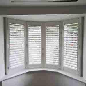 full height shutters from Shuttertec