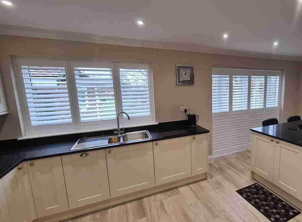 kitchen interior shutters