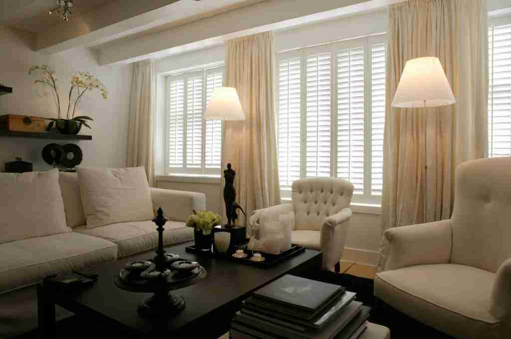 full height shutters for sash windows