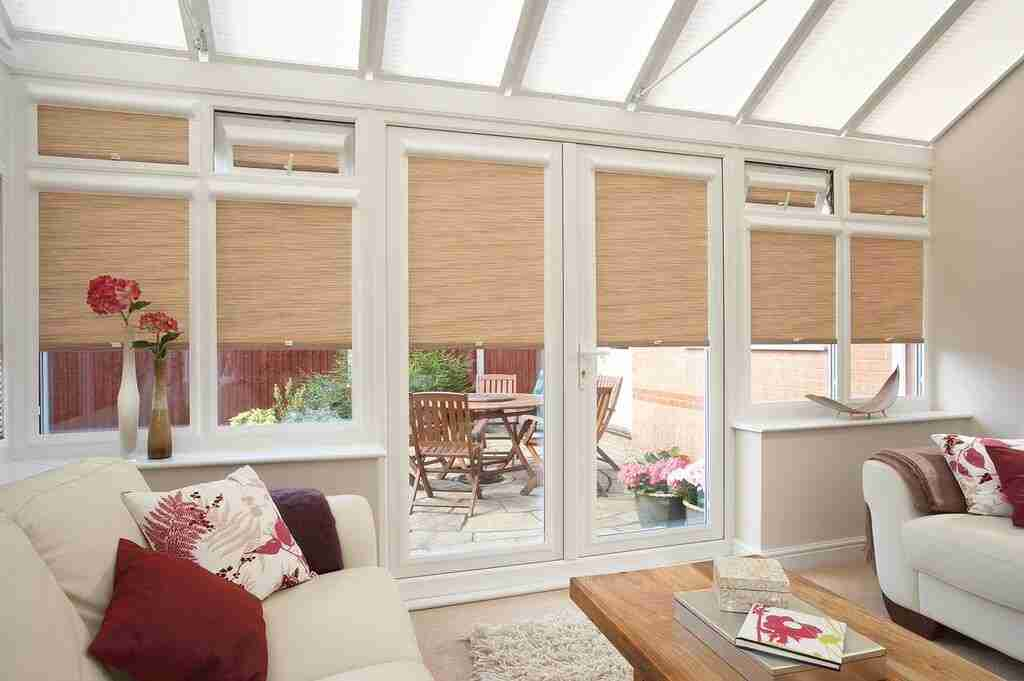 image of blinds for blog entitled What's Better Blinds or Shutters