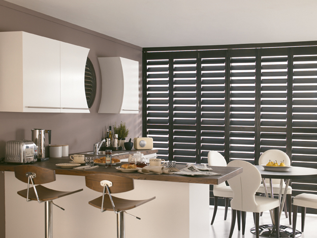 Custom Colour Shutters